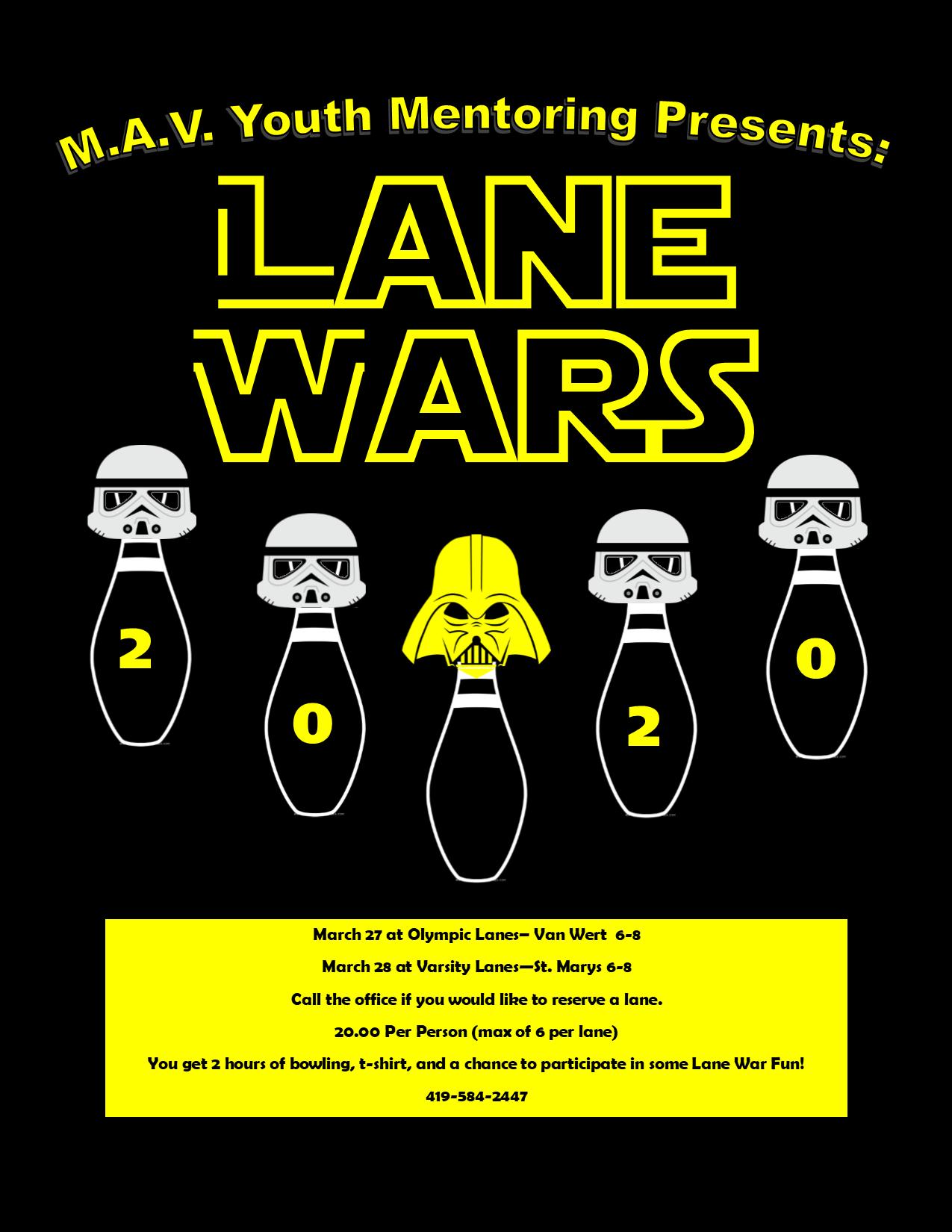 All Star Bowling- Lane Wars